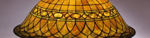 TIFFANY GLASS: A RIOT OF COLOR