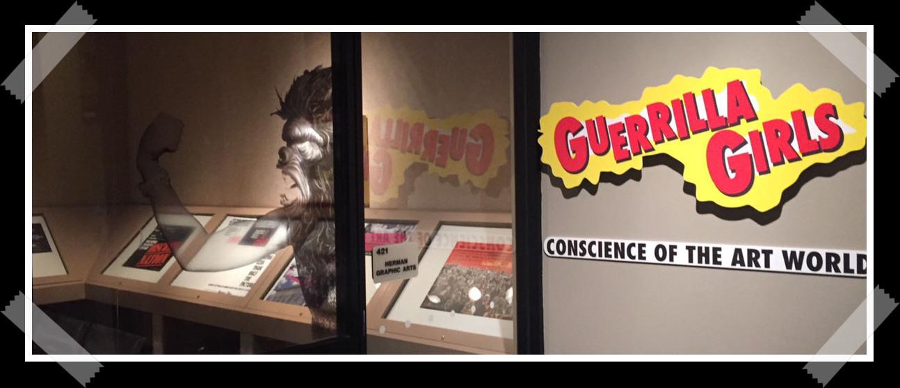 Guerrilla Girls: Conscience of the Art World