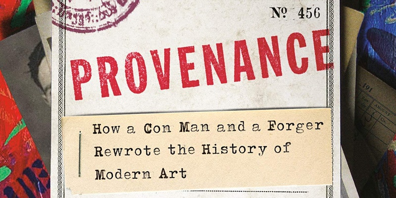 MUSCARELLE EXPLORATIONS BOOK CLUB: Provenance