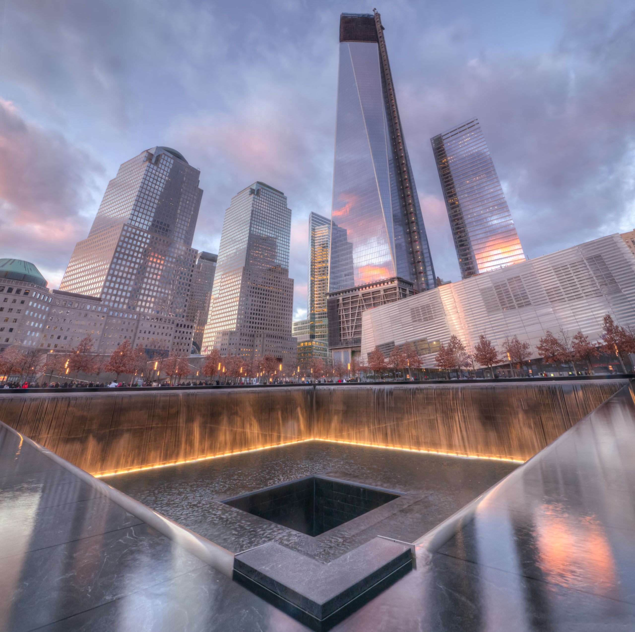 Reflecting Absence at the 9/11 Memorial with Michael Arad – Muscarelle Museum of Art